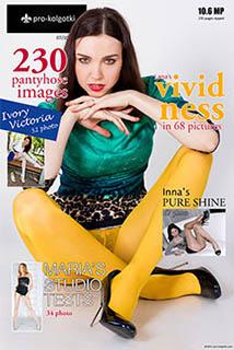 pantyhose girls magazine - pro-kolgotki 07-2014