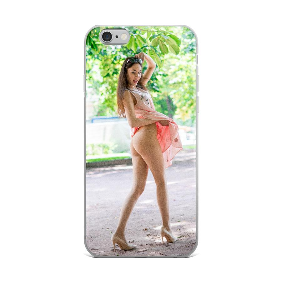 iPhone Case Pinup by Camille