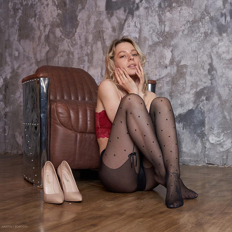 Women in pantyhose. PRO-KOLGOTKI 2020-06(1)