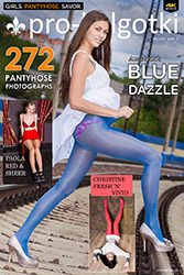 Cover of Pantyhose Magazine PRO-KOLGOTKI 2016-03(1) small