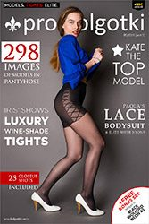 Cover of Pantyhose Magazine PRO-KOLGOTKI 2016-05(1) small