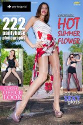 Cover of Pantyhose Magazine PRO-KOLGOTKI 2015-08